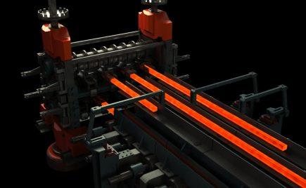 Rough mill – 3D Render